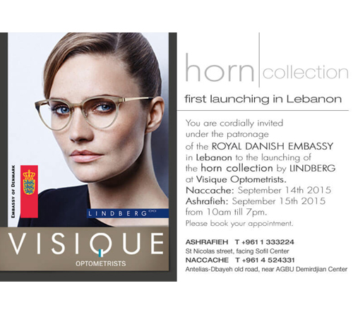 Launching Lindberg Horn Collection 2015